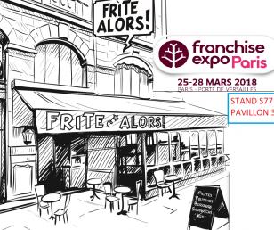 Frite Alors! se développe en France!